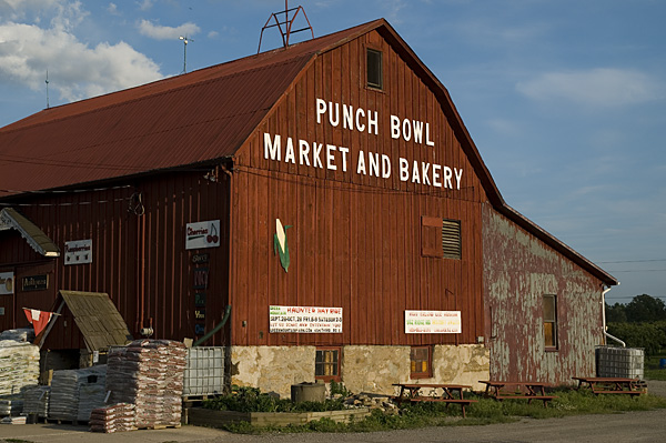 Punch Bowl Market And Bakery