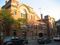 John Foote Armoury South Drill Hall on James Street